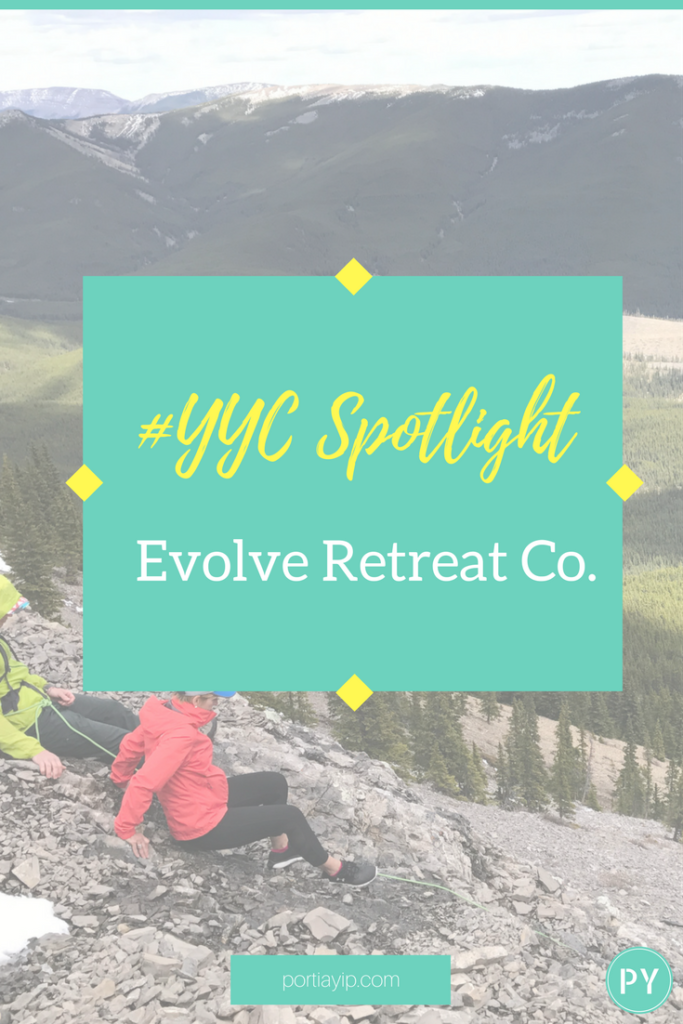 yyc spotlight evolve retreat co