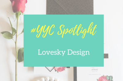 yyc spotlight lovesky design